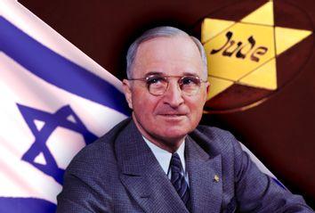 Harry Truman; Israel; Holocaust