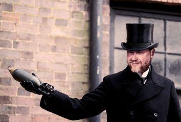Joss Whedon; Lord Massen; The Nevers