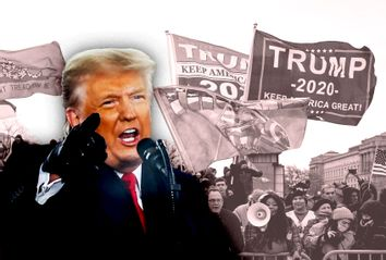 Donald Trump; US Capitol Riot