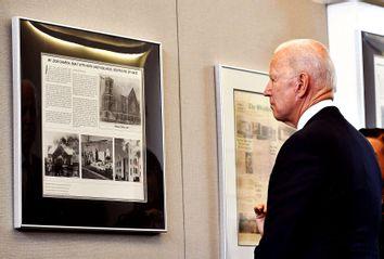Joe Biden; Tulsa, Oklahoma
