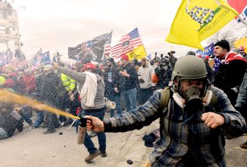 January 6, 2021 Capitol Riot