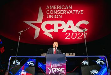 Conservative Political Action Conference; CPAC; Donald Trump