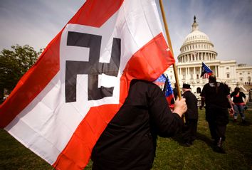 National Socialist Movement; Neo-Nazis