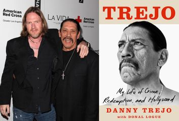 Donal Logue; Danny Trejo; My Life of Crime, Redemption and Hollywood
