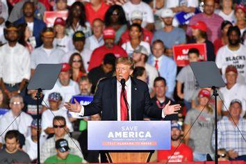 Donald J. Trump; Rally