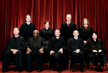Members of the Supreme Court