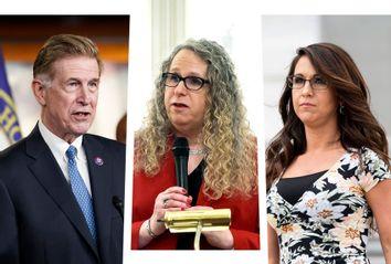 Don Beyer; Dr. Rachel Levine; Lauren Boebert