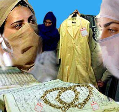The Taliban's ladies auxiliary | Salon com