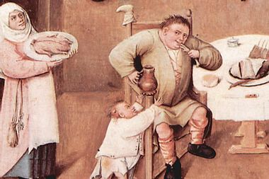 Image for Do we need B. R. Myers' moral crusade against foodies?