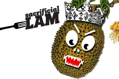 Image for Durian: The King of Fruits is an angry king