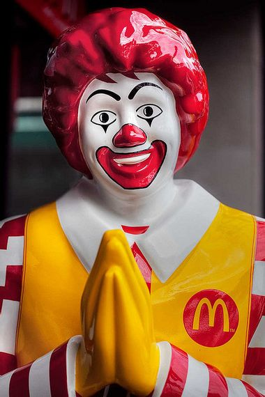 Image for The five most ridiculous defenses of Ronald McDonald