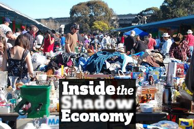 Image for In praise of the shadow economy
