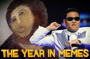 Image for Ermahgerd! The year in memes