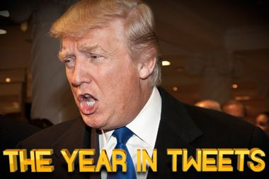 Image for The 10 best (and worst) tweets of 2012