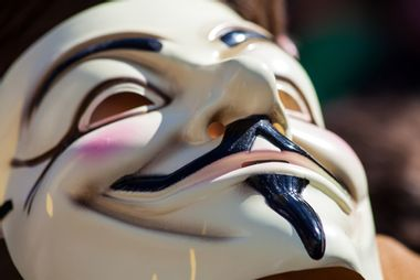 Image for Anonymous threatens