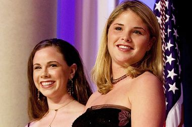 """Image for My """"hypocrisy"""" about the Bush daughters"""