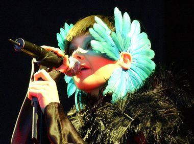 Image for Björk on being a woman in music: