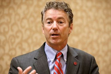 Image for Rand Paul's white supremacy double game