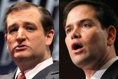 Image for Ted Cruz and Marco Rubio humiliate themselves on Cuba: Inside their Guantánamo hypocrisy