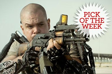 Image for Pick of the week: Matt Damon fights for the 99 percent