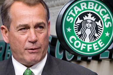 Image for Shut up, Starbucks: Your political stunts are a joke