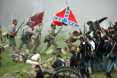 Image for Confederate sympathizers and top GOPers unite in auto fight