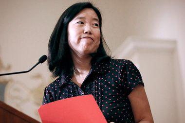 Image for D.C. halting key Michelle Rhee reform