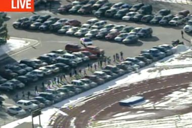 Image for Right-wing Twitter jumps on Arapahoe High School shooting
