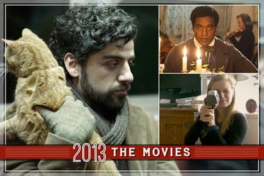 Image for The 10 best movies of 2013