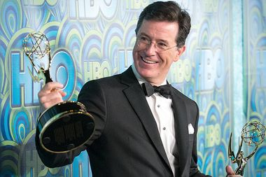 Image for 20 remarkable facts you never knew about Stephen Colbert