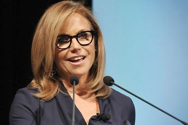 Image for Katie Couric vs. Big Food: She's a