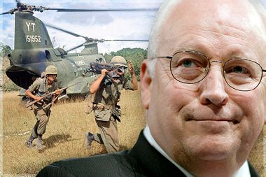 Image for Dick Cheney, Iraq and the ghosts of Vietnam