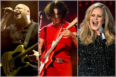 Image for Stop predicting music's future: The next Pixies, White Stripes or Adele will come from the indie ranks