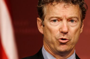 Image for Rand Paul mocks Obamas for wanting daughters to empathize with minimum-wage workers
