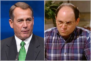 Image for GOP's George Costanza moment: The