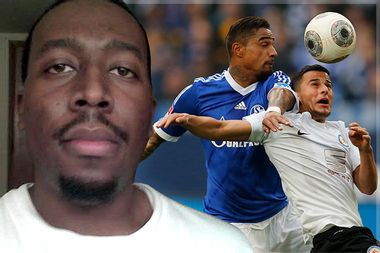 Image for My soccer racism nightmare: How to keep the beauty in the beautiful game