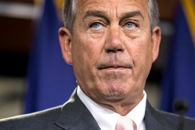 Image for Disorder in the court: Embarrassments pile up for Boehner's lawsuit