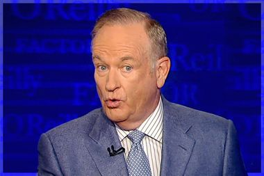 Image for Bill O'Reilly's Ferguson disgrace: Host spews sick lecture to Michael Brown's family