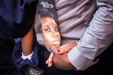 Image for Columnist who called Michael Brown an