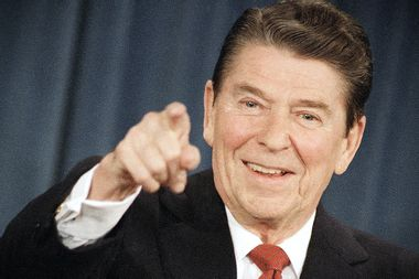 Image for Wingnut columnist who wants South to secede and form anti-gay country called Reagan fired from newspaper