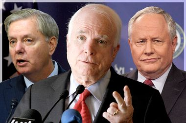 Image for Neocons' humiliating defeat: How the hotheads lost the Senate's Iran debate