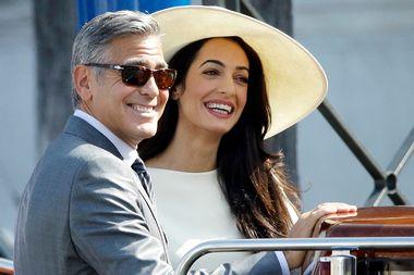 Italy Clooney Wedding