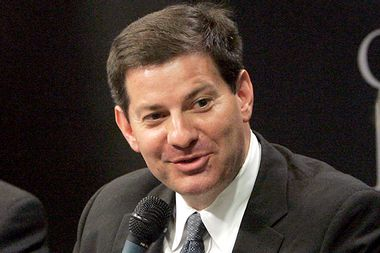 Image for NBC's Mark Halperin is the latest powerful man accused of sexual misconduct