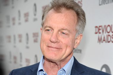 Image for Actor Stephen Collins' harrowing reported sex abuse confession
