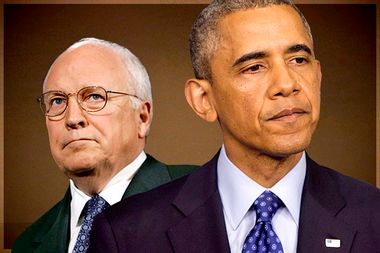 Image for Barack Obama's Cheney dilemma: How torture and mercy define his presidency