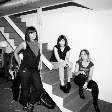 Sleater-Kinney Band Photo