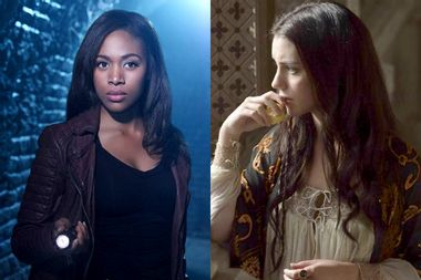 Image for TV's curse of the sophomore slump: Why genre shows like