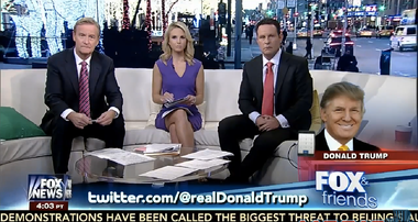 Image for Torture expert Donald Trump goes on unhinged rant about Sydney hostage crisis