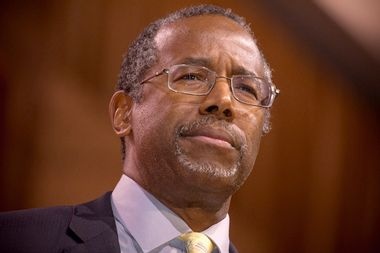 Image for Ben Carson's cringe-inducing foreign policy ignorance: Israel edition