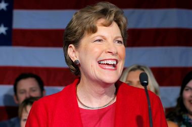 Image for It's not just the left: Jeanne Shaheen announces opposition to banker's Treasury nomination